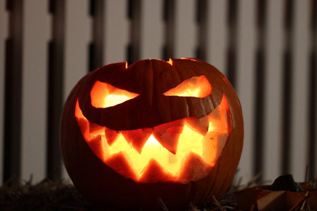 ジャックオランタンはかぼちゃではなかった