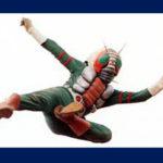 【アメトーク】仮面ライダーV3の敵ヨロイ元帥の「甲羅崩し」が残念すぎる!【昭和ライダー】