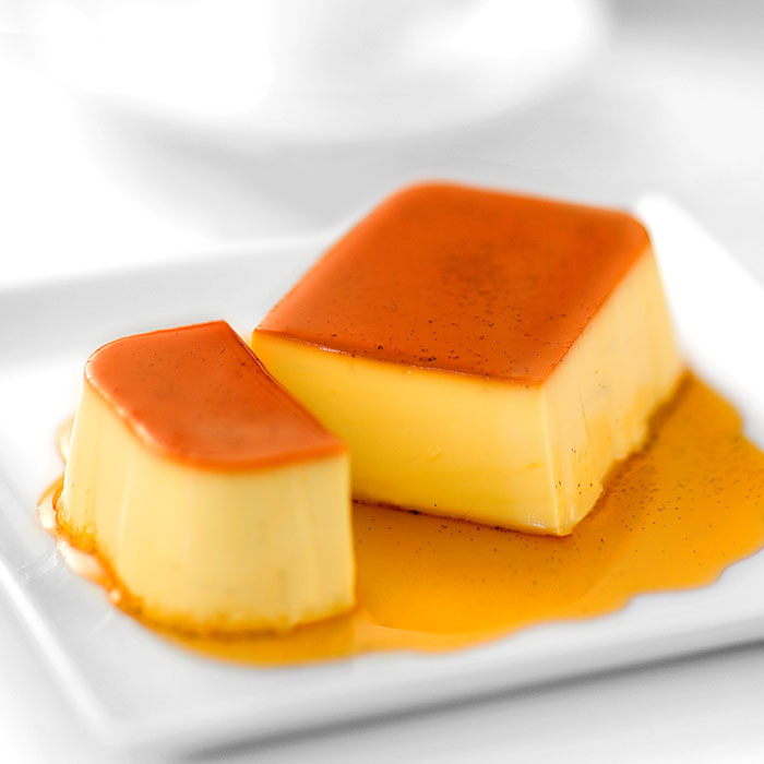 北海道の絶品プリン1日個数限定Pudding・Taba