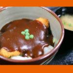 【ケンミンショー】岡山県の「デミカツ丼」のラクラク超簡単レシピと「カツ丼野村」情報【全国の豚肉グルメ】
