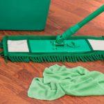 濡れ布巾はダメ!拭き掃除の正しい方法と便利なお掃除グッズ「スクイージー」【金スマ】
