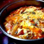 美容とインフルエンザ予防に簡単チーズ発酵鍋のレシピとは?麺つゆとトマトジュースが決め手!【教えてもらう前と後】