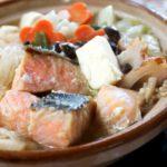 全国のおいしいホットプレート・鍋グルメのらくらくレシピ!瓦そば・石狩鍋【ケンミンショー】