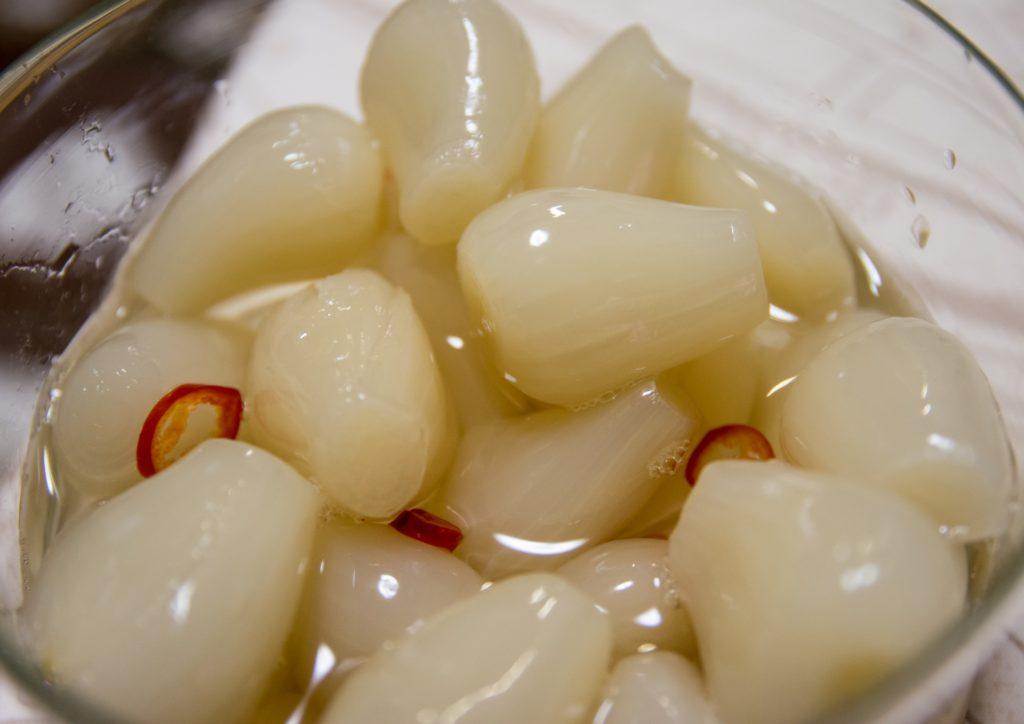 らっきょうはダイエットに良い!?鳥取県が生産量日本一とケンミンショーで紹介
