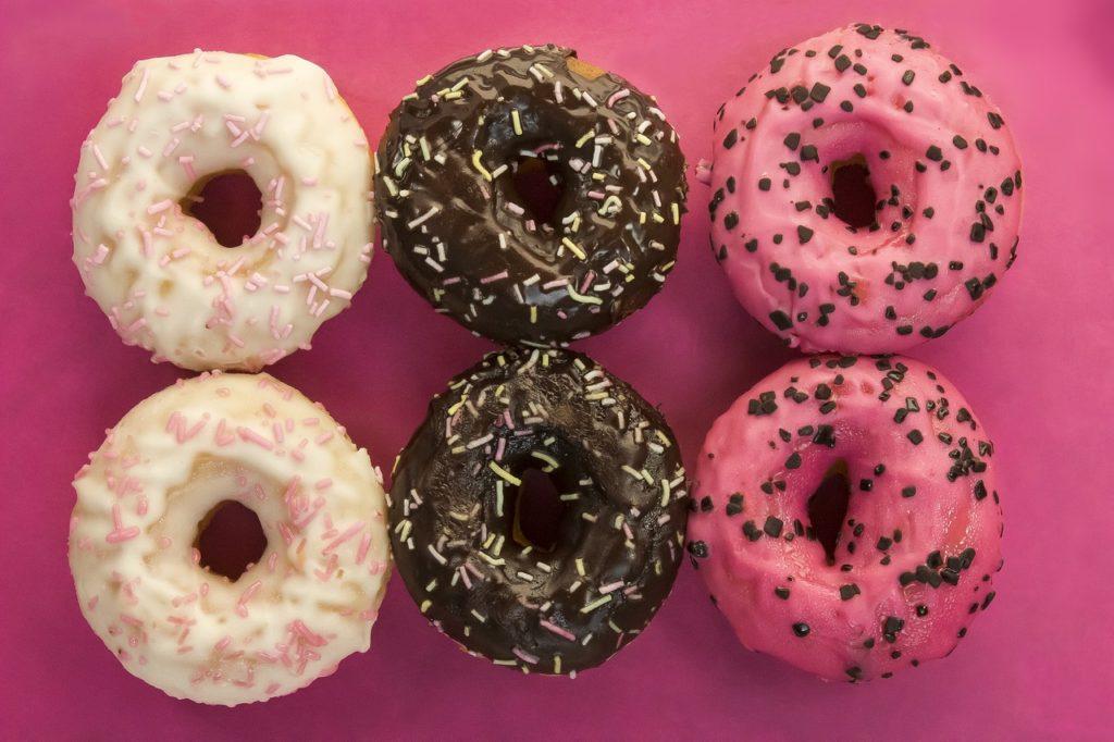 体幹リセットダイエット成功には甘い物を食べる前に食物繊維