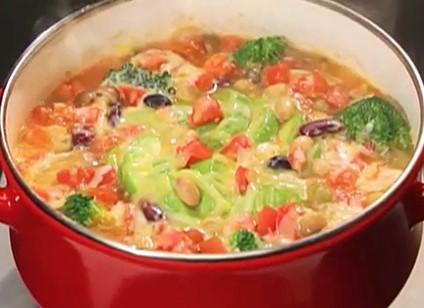 活性酸素を抑え血管を健康に!発酵トマト鍋の作り方