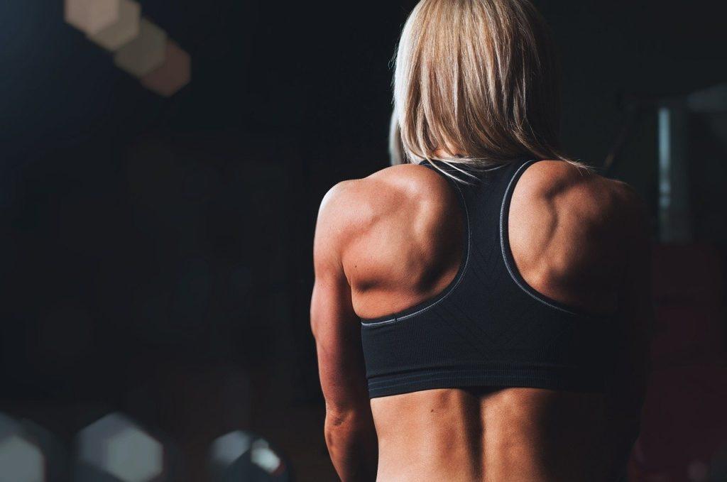 筋肉ってどうやったら出来る!?体幹リセットダイエット47日目と48日目の体重