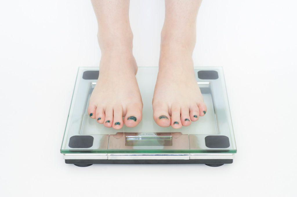 痩せるまでダイエット44日・45日・46日・47日目の体重と体脂肪変化