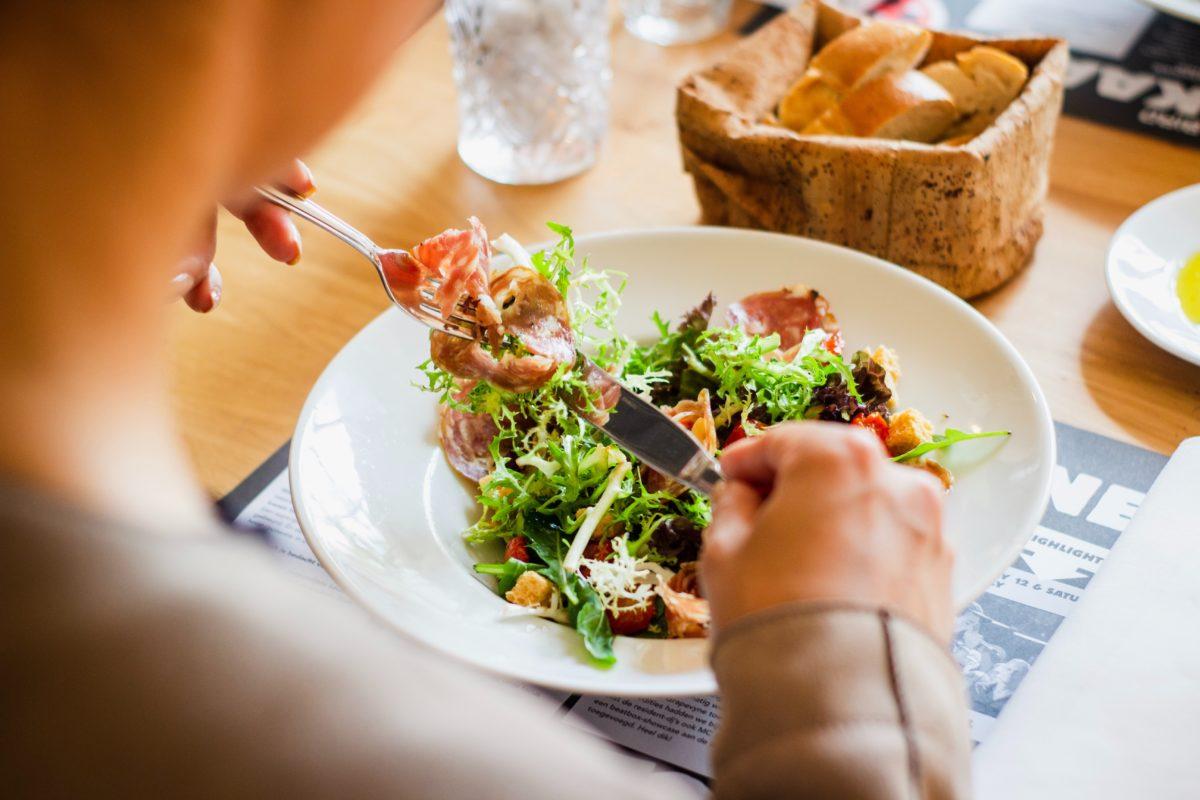 40才からのダイエット食べる量はどれくらい減らせばいいのか