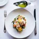【簡単食事制限】ダイエット中の夕食にはタンパク質20g!炭水化物なしでも平気【40代で痩せる】