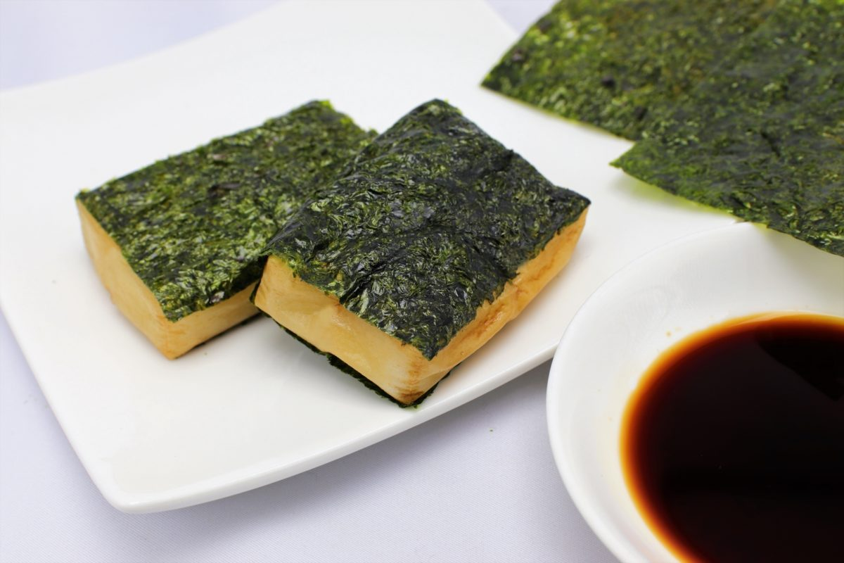 40才からのダイエット【食事メニュー】太らない餅の食べ方「磯辺焼き」