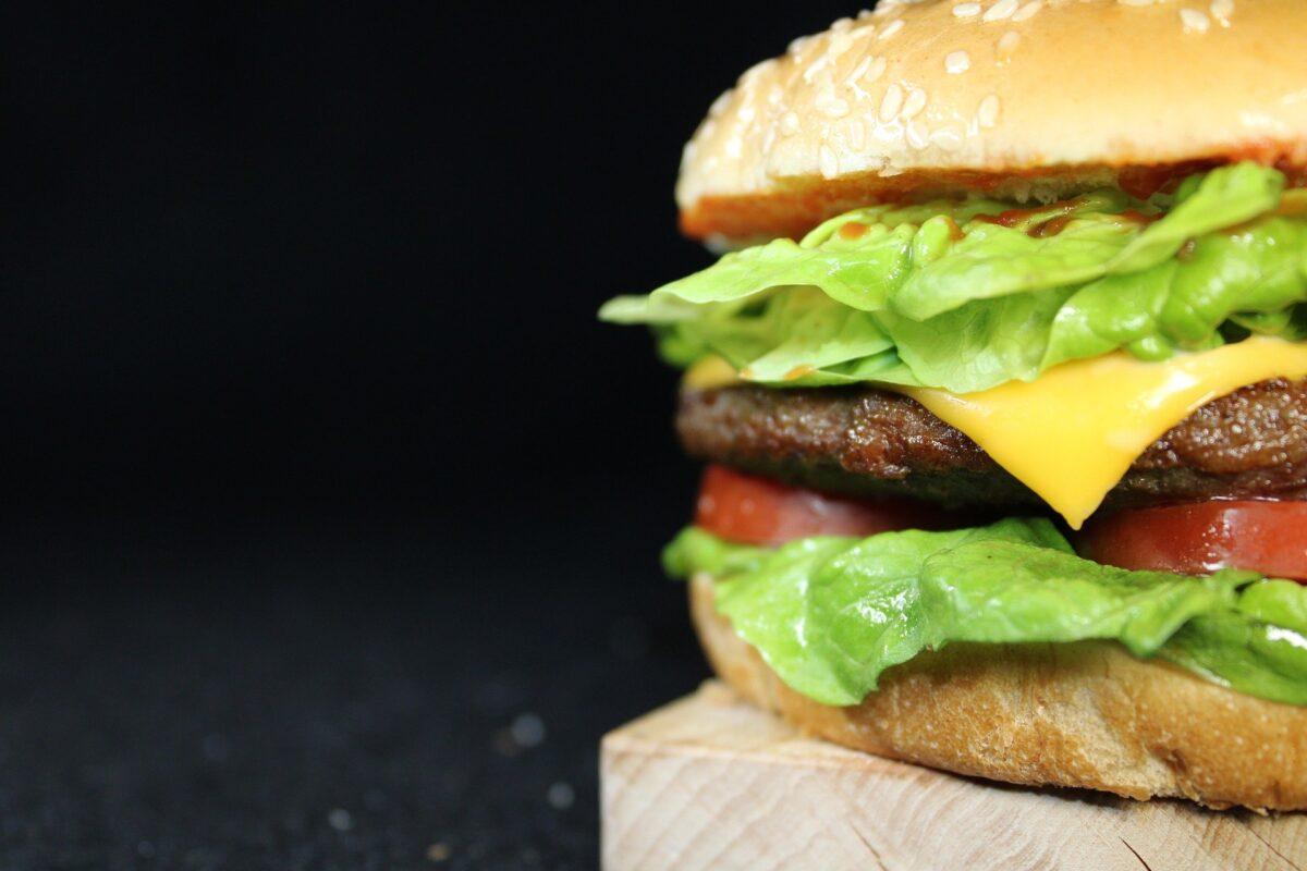 40才からのダイエット!マクドナルドで食べても良いカロリー低めのバーガー