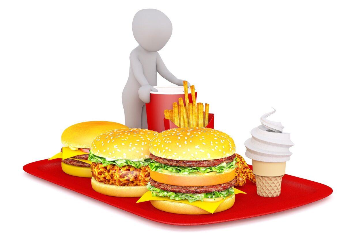 40才からのダイエットでマクドナルド食べても良いメニュー